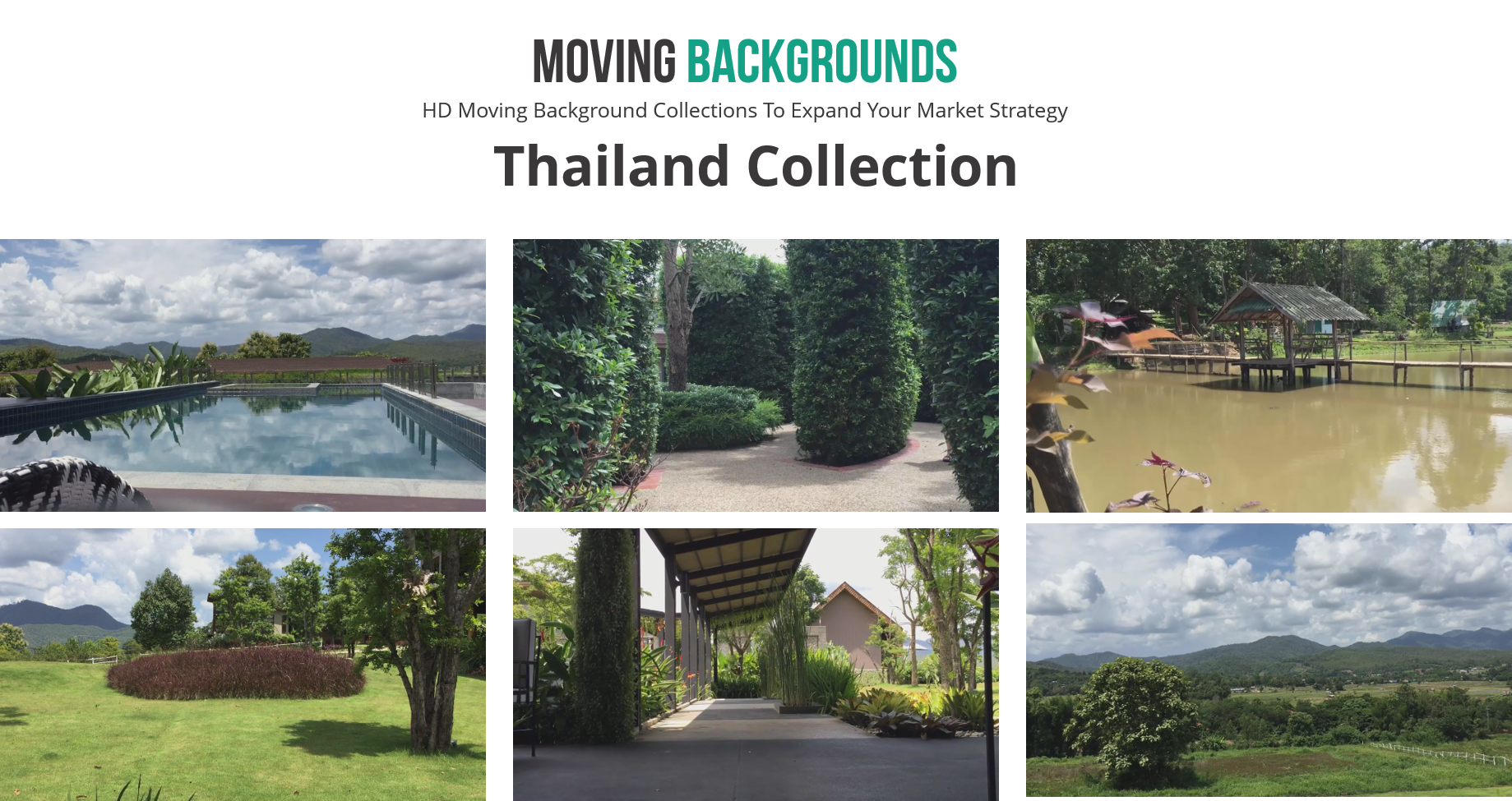Thailand Collection